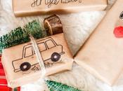 DIY: Cómo envolver regalos originales Navidad