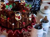 Turrón Bundt Cake