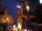 Cristianos Indonesia, luces lágrimas tras tsunami