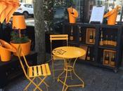 Semon Barcelona Veuve Clicquot escogen muebles Dadra