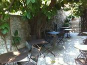 Mobiliario época para hostelería terrazas exterior hierro