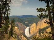 Estados Unidos. Donde Naturaleza Grande. Parte Yellowstone