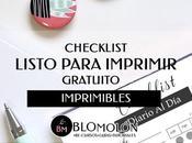 Checklist Listo Para Imprimir Gratuito