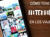 Cómo tener Internet viajes