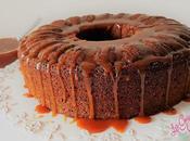 Bundt cake calabaza pepitas chocolate