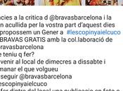 Patatas bravas gratis otras tapas (gratis también…) Barcelona