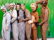 Disfraces grupo Animales para Carnaval