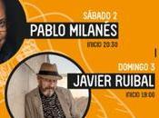 "Pablo Milanés Alba"" Espacio Turina"