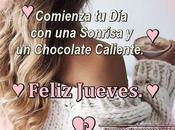 Comienza Sonrisa Chocolate Caliente. Feliz Jueves.