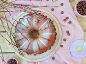 Bundt cake turrón Jijona Conguitos galleta