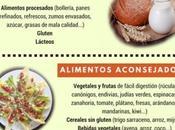 Consejos nutricionales para intestino inflamado