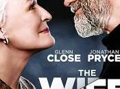 Glenn Close acierta inspira protagónico película Wife.