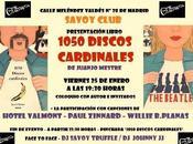 1050 discos cardinales será presentado Madrid este viernes enero