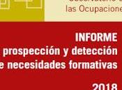 Informe Prospección Detección Necesidades Formativas 2018
