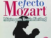 Efecto Mozart: todos beneficios