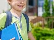 Rutinas primeros días colegio