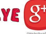 Google cerrara para siempre, adiós
