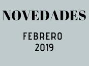 Novedades: Febrero 2019