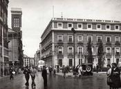 Fotos antiguas Madrid: Plaza Jacinto Benavante