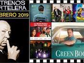"""Estrenos Semana Febrero 2019 Podcast 5x19 Perfil Hitchcock"""""""