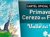 Primavera Cerezo Flor 2019 Valle Jerte tiene cartel oficial