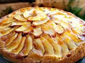 Pastel manzana