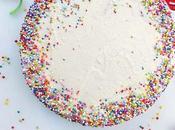 torta funfetti cumpleaños colorida cumpleblog