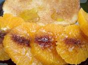 Naranjas aceite oliva virgen extra, azúcar