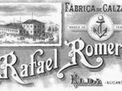 """Logos marcas calzado eldense: Rafael Romero Utrilles, """"Ancla"""". Antonio Guill Pastor, """"Los Pascual Orgilés Bernabé, """"Cachola"""""""