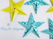 DIY: Estrellas origami