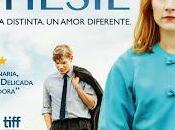 "playa Chesil"", película. ""Chesil Beach"", novela"