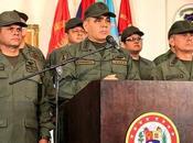 """Militares venezolanos Trump: """"Van tener pasar nuestros cadáveres"""""""
