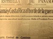 febrero 1921 toman Poblados Coto Cotito jurisdicción panameña