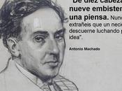 Recordando Antonio Machado