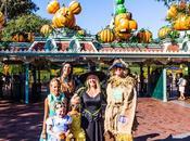Guía mejor época fiesta Halloween Disneyland!