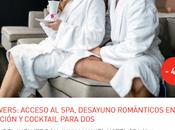 OFERTA LOVERS!! Romántico desayuno habitación ¡(-40%)!.