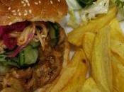 Hamburguesa, Dominga, restaurante Malasaña