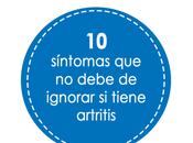 Artricenter: síntomas debe ignorar tiene artritis