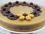 Tarta chocolate caramelo Thermomix