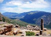 antigua ciudad Delfos