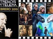 """Estrenos Semana Febrero 2019 Podcast 5x22 Perfil Hitchcock"""""""