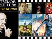 """Estrenos Semana Febrero 2019 Podcast 5x21 Perfil Hitchcock"""""""