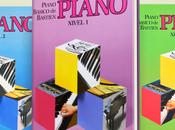 Método Piano Básico Bastien [DESCARGAR PDF]