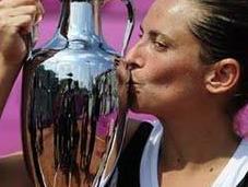 WTA: Vinci consagró campeona Barcelona