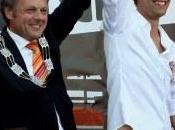 Armin Buuren, nombrado caballero Orden Oranje