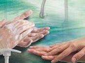 lavado manos ámbito sanitario
