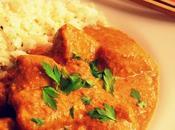 Pollo estilo tikka masala