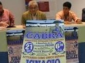 Encerrona Ignacio González Cabra, próximo mayo