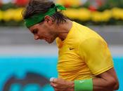 Madrid: Nadal Bellucci semifinalistas