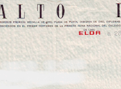 23.- Logos marcas calzado eldense: Noguerón, José Leal Rico Voluntad. Amarillo Ollirama.